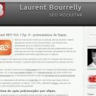 Podcast SEO de Laurent Bourrelly